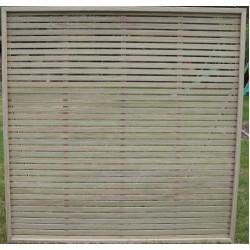 Trellis Oriental Framed 1500w x 1500h x 10mm - each