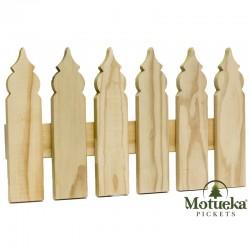 Motueka Pickets 68 x 19mm Colonial Timber Picket 0.9m - each