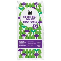 Tui Superstrike Shady Places Lawn Seed - 750g