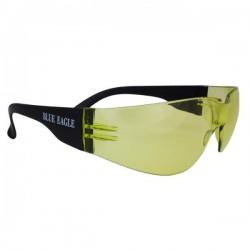 Blue Eagle Technospec Safety Glasses  - Amber