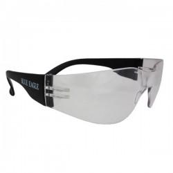 Blue Eagle Technospec Safety Glasses - Clear