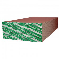Gib Plasterboard Aqualine 10mm 2.4mx1.2m