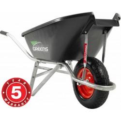 Greens Ezipour Xtreme Wheelbarrow